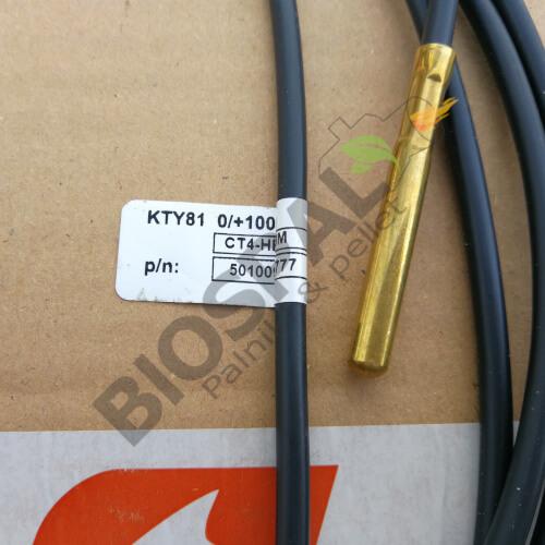 CP4 Plum Czujnik temperatury obiegu grzewczego kotła, cwu, palnika i innych urządzeń.