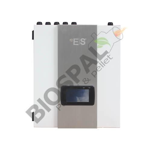 Urządzenie współpracujące z AWC v6 R32 Monobloc znajdujące się zazwyczaj wewnątrz domu w którym pompa jest zastosowana