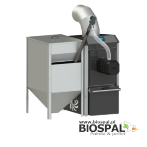 Nagrzewnica powietrza produkcji KIPI od biospal, to świetne rozwiązanie do ogrzewania hal produkcyjnych i innych lokali.
