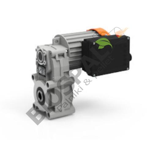 Motoreduktor kft105 od firmy transtecno firetecno to świetny reduktor stosowany w wielu kotłach na biomasę i także na pellet